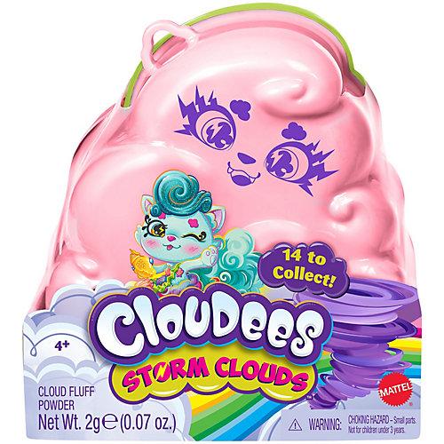 """Игровой набор Cloudees """"Экстремальная погода"""", большой от Mattel"""