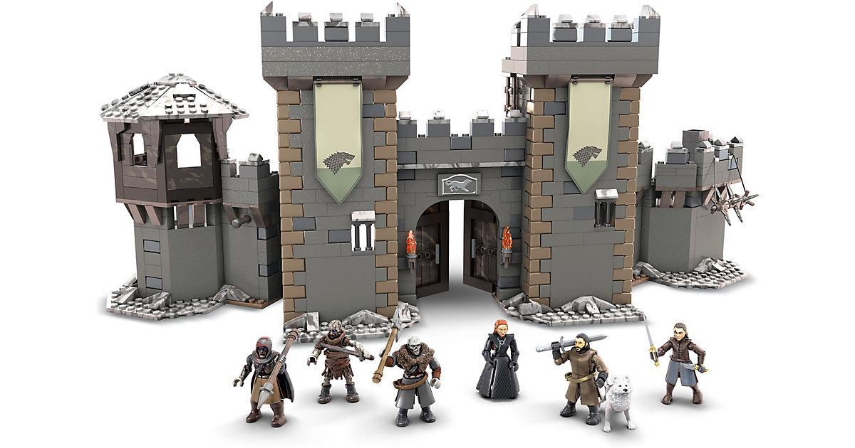 Mega Construx Game of Thrones Die Schlacht um Winterfell (1200 Teile), Bauset, Bausteine