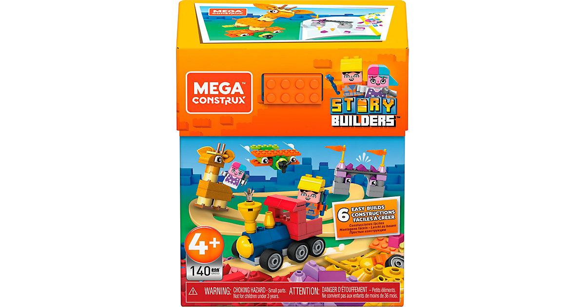 Mega Construx Storybuilders Saga (140 Teile), Bauset, Bausteine