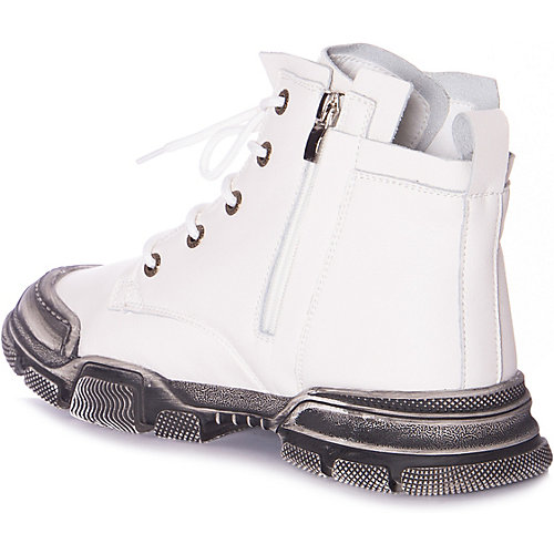 Утеплённые ботинки Mursu - белый от MURSU