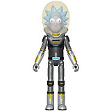 "Фигурка Funko Action Figure: Rick & Morty ""Рик в скафандре"", 44548"