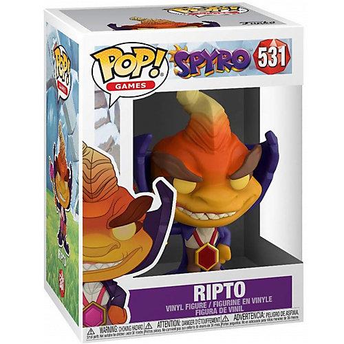 """Фигурка Funko POP! Vinyl: Games: Spyro """"Рипто"""", 43347 от Funko"""