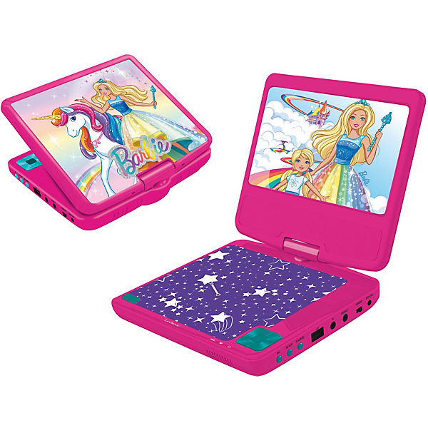 Barbie - Tragbarer DVD-Player