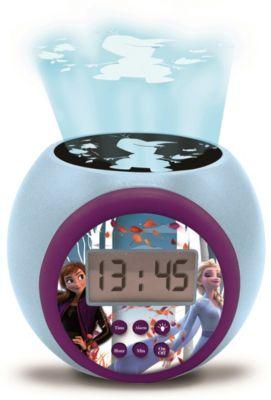 Disney die Eiskönigin Wecker mit Projektion Disney Die Eiskönigin, Disney Die Eiskönigin