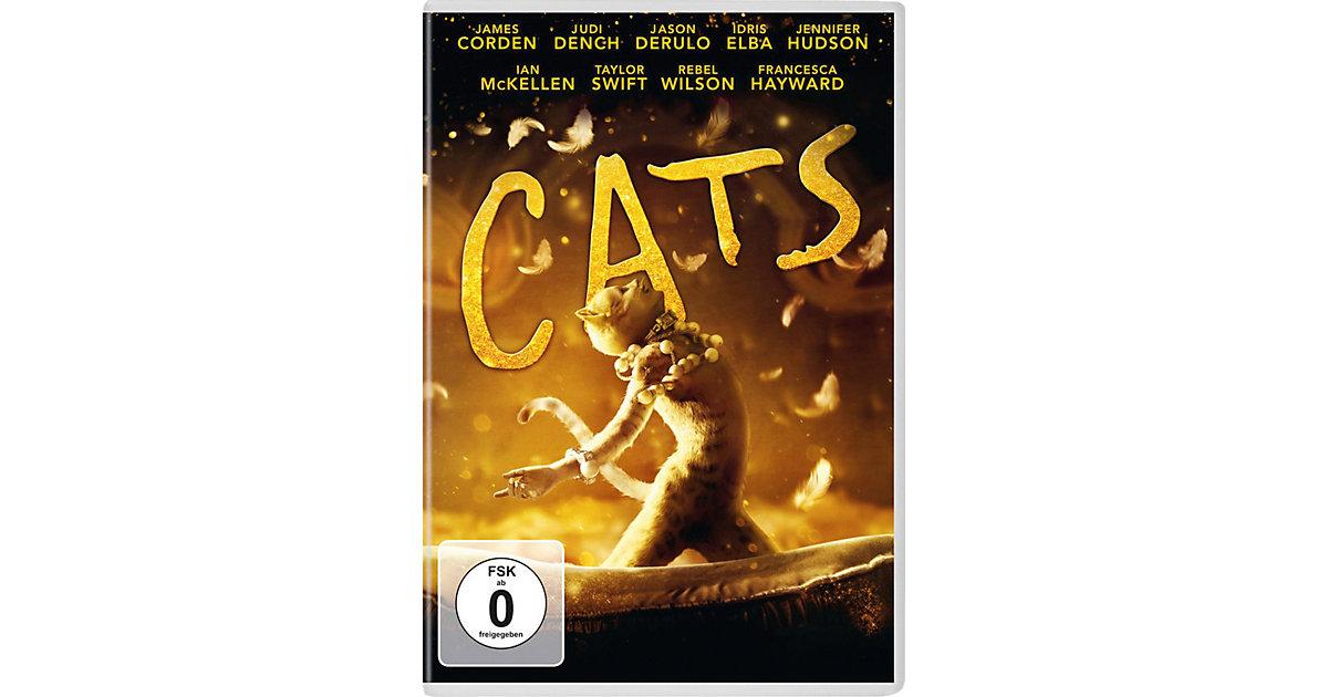 DVD Cats (2019) Hörbuch