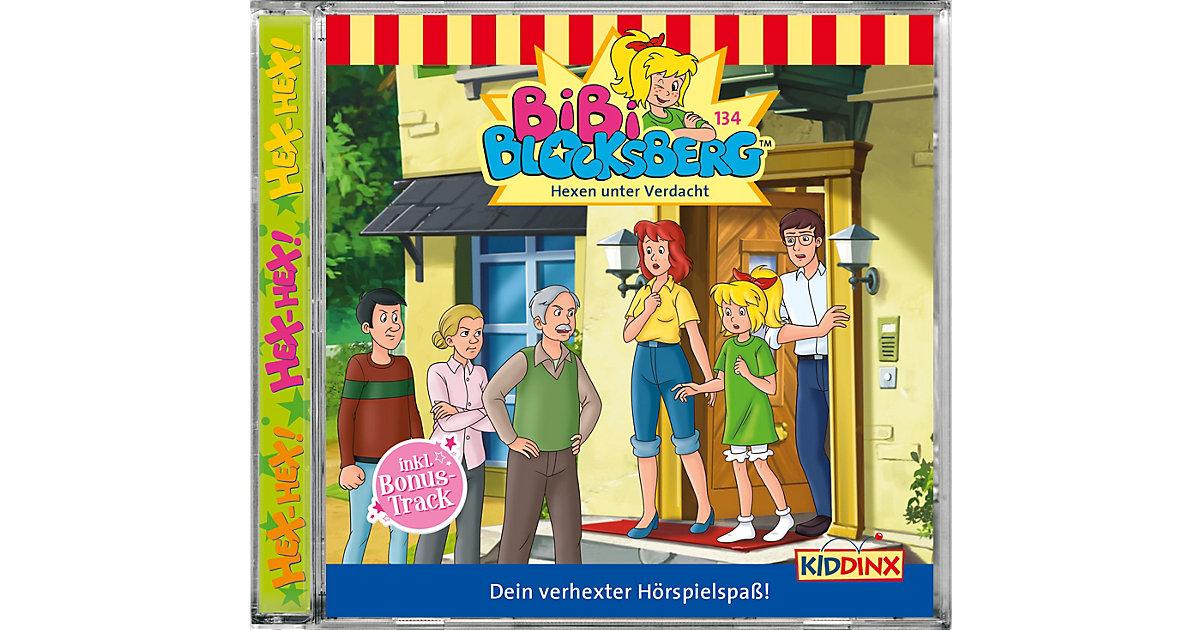 CD Bibi Blocksberg 134 - Hexen unter Verdacht Hörbuch