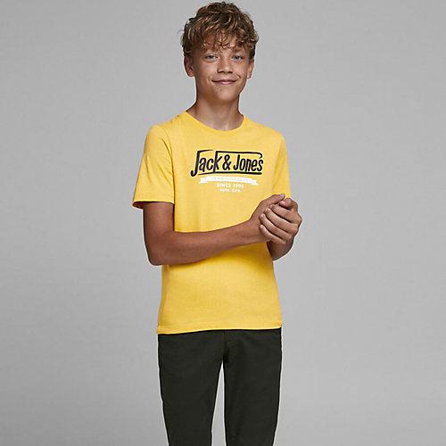 Футболка Jack & Jones Junior - желтый от JACK & JONES Junior