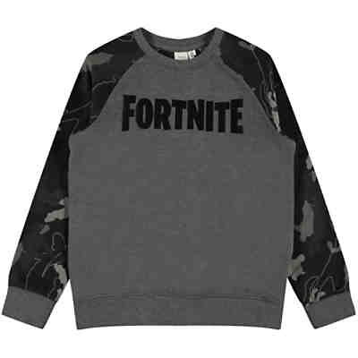 Fortnite Sweatshirt NKMFORTNITE für Jungen, Organic Cotton