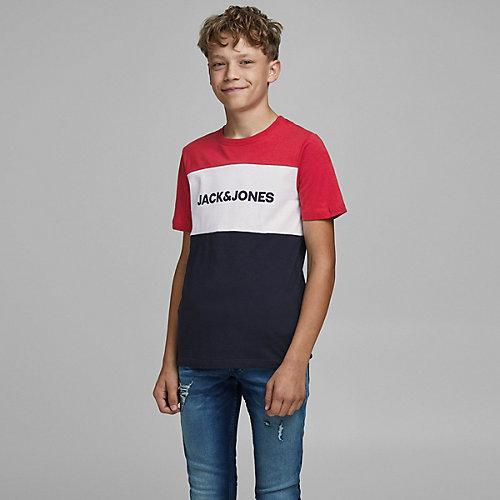 Футболка Jack & Jones Junior - красный от JACK & JONES Junior