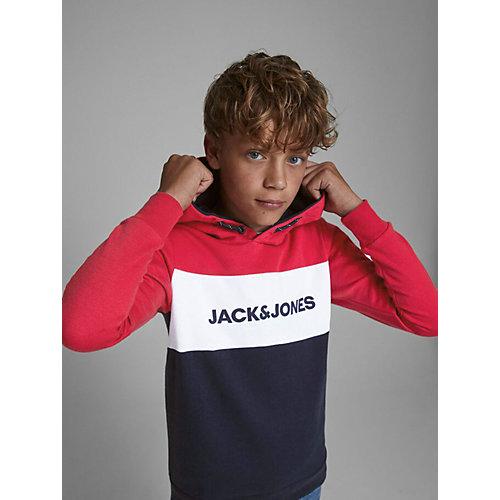 Худи Jack & Jones Junior - красный от JACK & JONES Junior