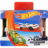 Кинетический песок Centrum Hot Wheels, 4 цвета