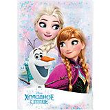 """Блокнот Centrum Disney """"Холодное сердце"""", А6"""