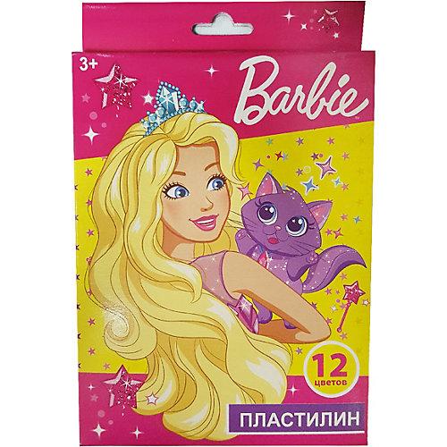Пластилин Centrum Barbie, 12 цветов от CENTRUM