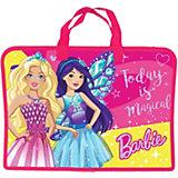 Папка для тетрадей Centrum Barbie, А4