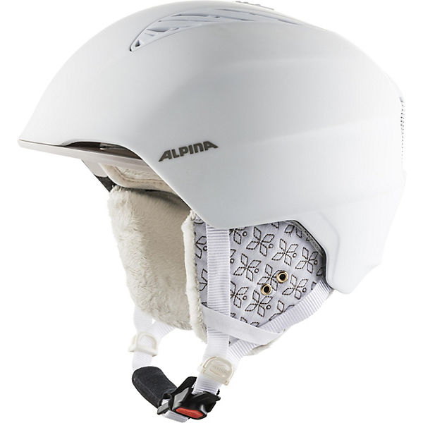 Skihelm Grand white prosecco matt