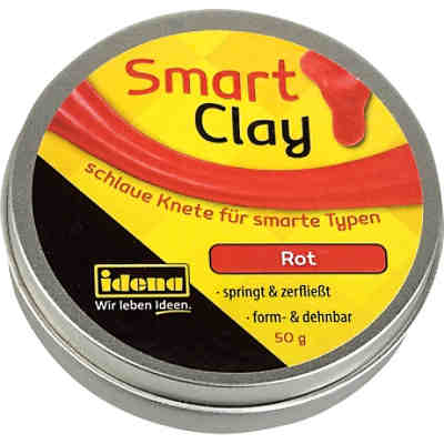 Knete - Smart Clay 50g, rot