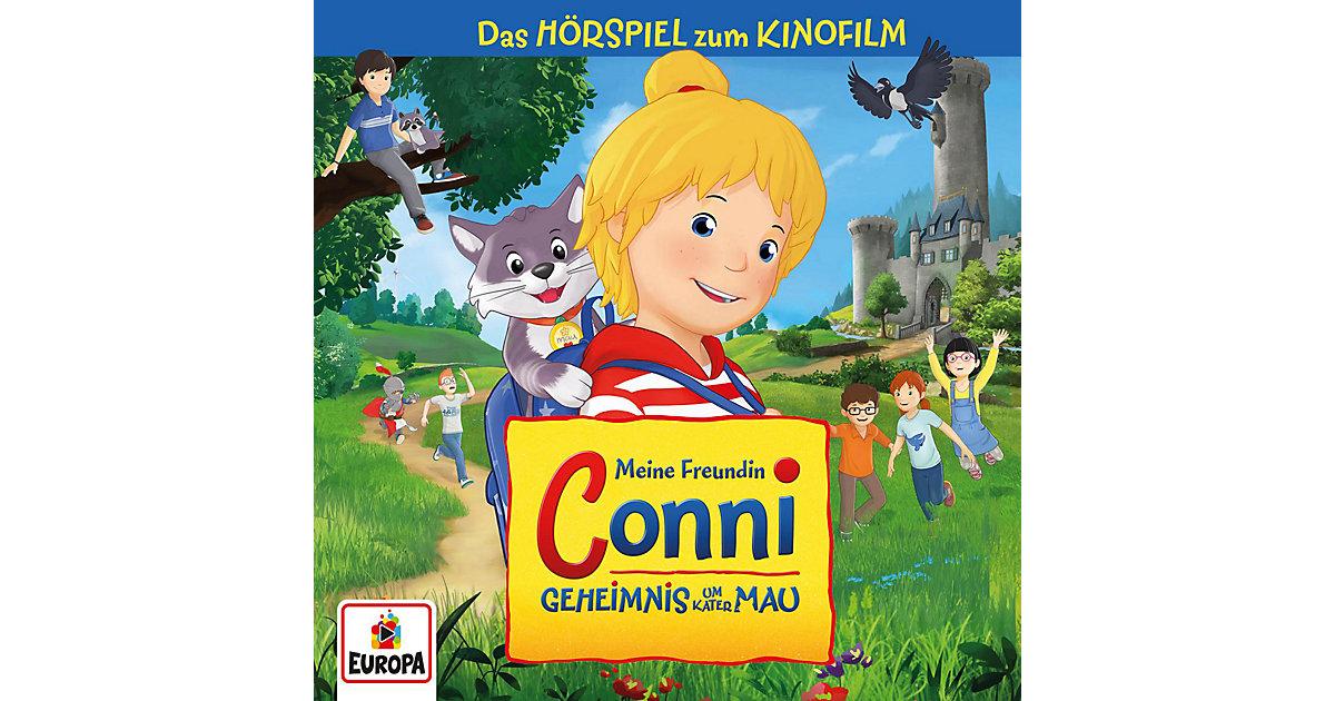 CD Meine Freundin Conni - Geheimnis um Kater Mau (Hörspiel zum Kinofilm) Hörbuch
