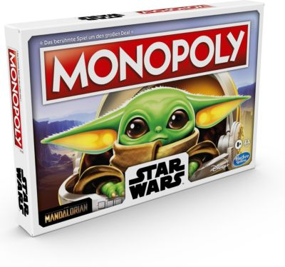 Monopoly Star Wars Das Kind Edition -  Baby Yoda, Star Wars