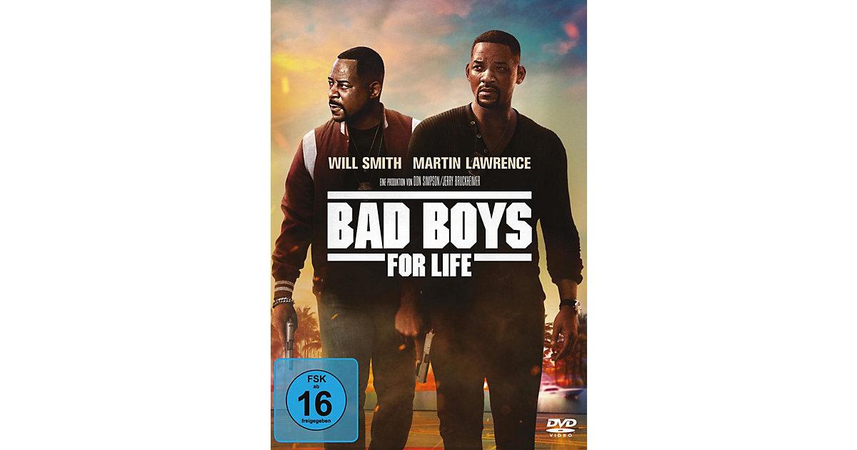 DVD Bad Boys For Life Hörbuch