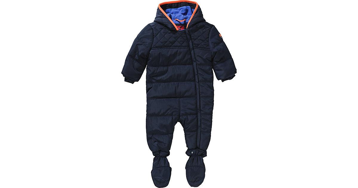 Baby Outdoor-Overall  dunkelblau Gr. 74 Jungen Baby