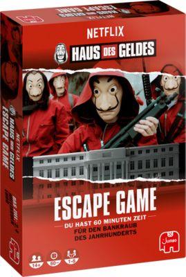Haus des Geldes - Escape Game
