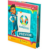 Альбом для наклеек Panini EURO 2020 PREVIEW