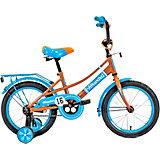 """Двухколесный велосипед Forward Azure 16"""""""
