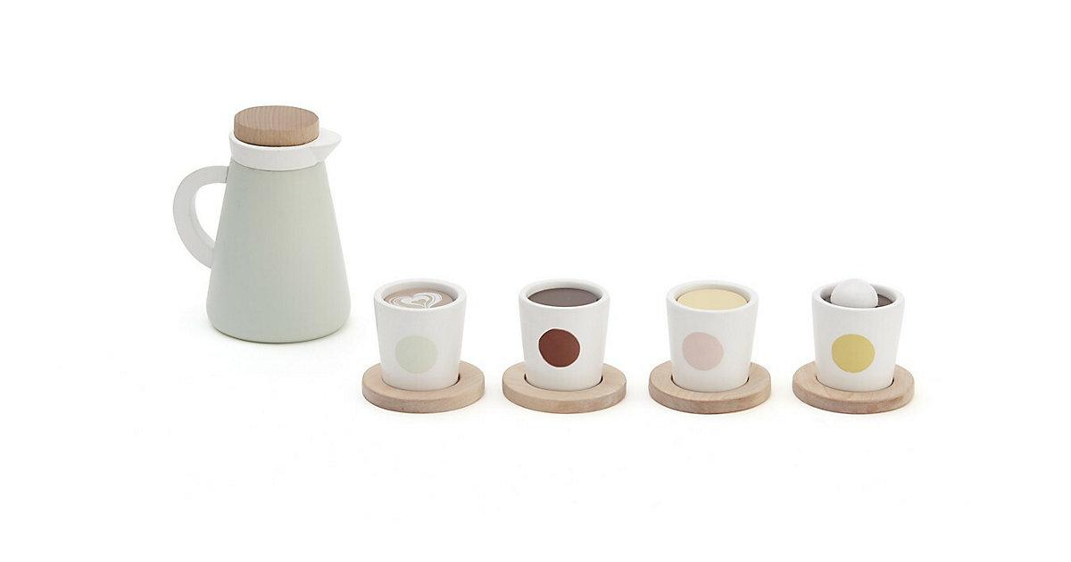 Kids Bistro Kaffee- und Teeset Kinderküchengeräte mehrfarbig