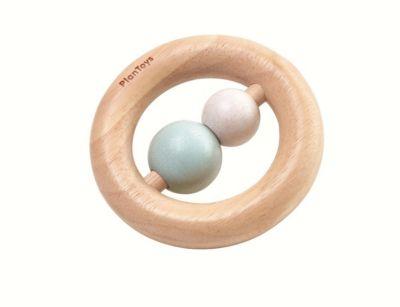 Rassel Ring-Rassel Rasseln mehrfarbig