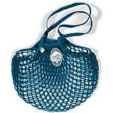 Сумка-авоська Fap, 40х40 аквариус синий