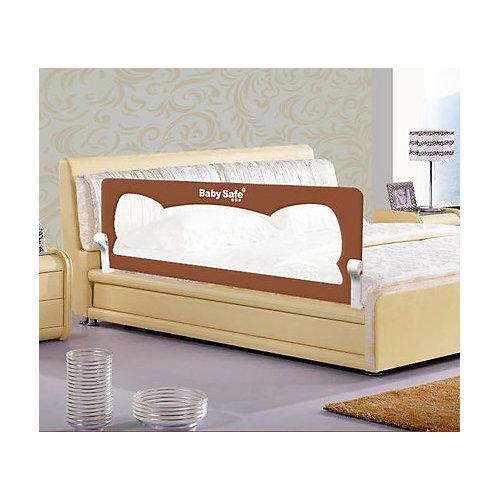 Барьер для кроватки Baby Safe Ушки, 120х66 розовый от Baby Safe
