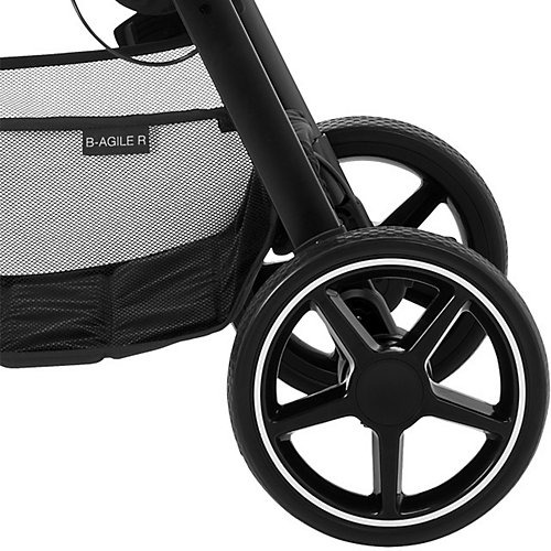 Прогулочная коляска Britax Roemer B-Agile R Black Shadow от Britax Römer