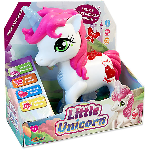 Little Unicorn - Interaktives Einhorn, Gear2Play