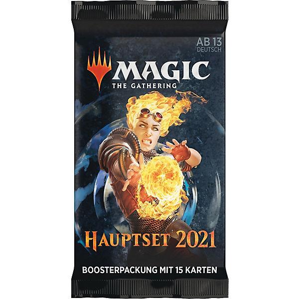 Magic the Gathering Core Set 2021 Booster DE, Amigo i1pSMA