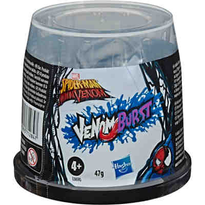Marvel Spider-Man Maximum Venom Action-Figur, 7,5 cm