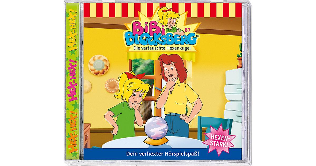 CD Bibi Blocksberg 87 (vertauschte Hexenkugel)