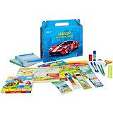 Набор для первоклассника ArtSpace Super Car, 28 предметов