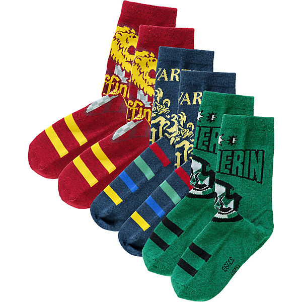 Harry Potter Kinder Socken 3er Pack
