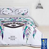 Комплект постельного белья Этель Indian style, евро
