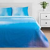 Комплект постельного белья Этель Blue grade, евро