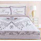 Комплект постельного белья Этель King&Queen, евро