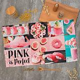 Кухонное полотенце Этель Pink, 40х73 см