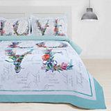 Комплект постельного белья Этель Love, 1,5-спальное