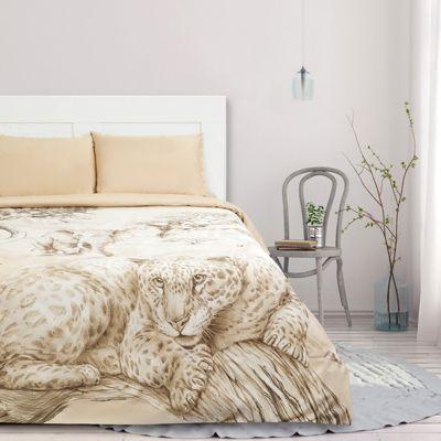Комплект постельного белья Этель Safari, евро