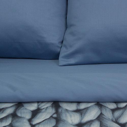 """Комплект постельного белья Этель """"Мягкие сны"""", 1,5-спальное - синий"""