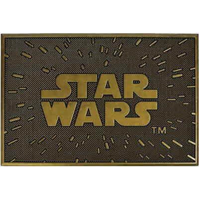 Fussmatte Star Wars - Logo (Rubber)