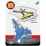 Военный истребитель Big motors инерционный