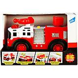 Пожарная машинка Big motors