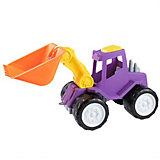 Трактор с грейдером Fancy Baby