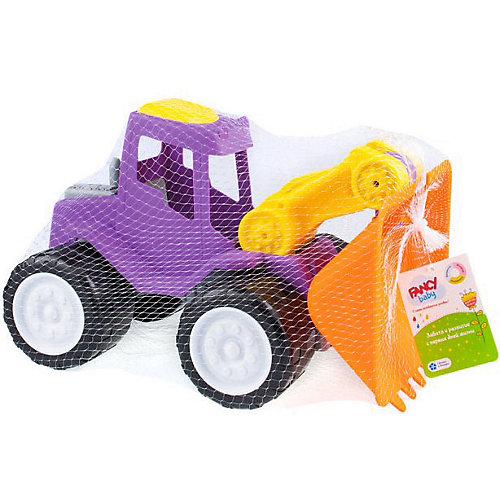 Трактор с грейдером Fancy Baby от Fancy Baby